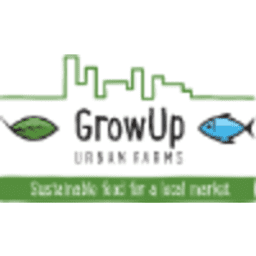 GrowUp Urban Farms logo