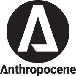 Anthropogenic Magazine logo