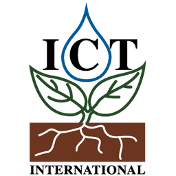 ICT International logo